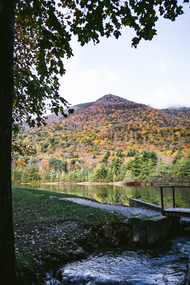 Vermont fall foliage - Things to do in Vermont in the fall