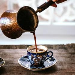 Turkish Coffee Cezve