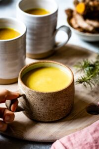 Turmeric Golden MiIk Recipe