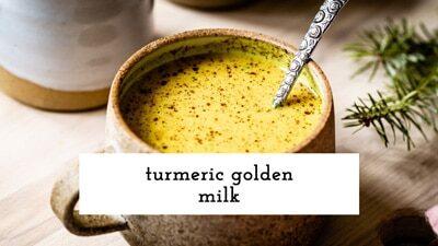 Turmeric Golden Milk How To Video