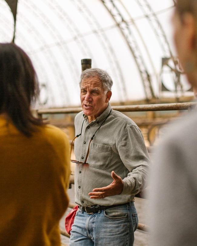 CEO of Stonyfield Organic - Gary Hirshberg