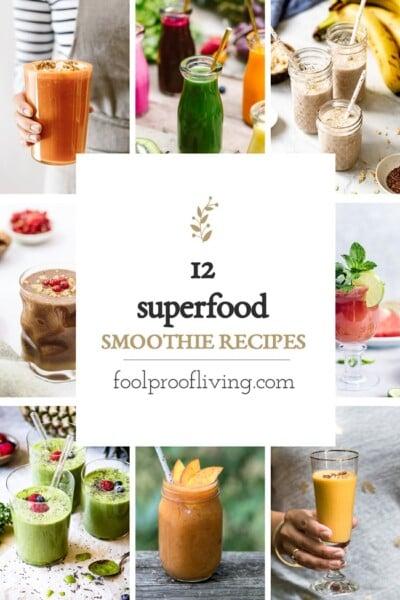 Superfood Smoothie Recipe