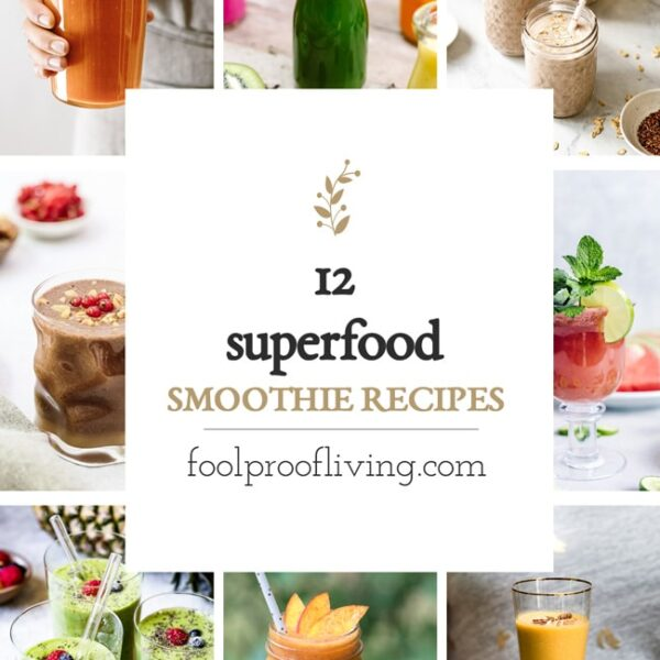 Superfood Smoothie Recipe