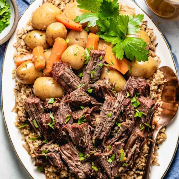 Pressure Cooker Pot Roast Recipe