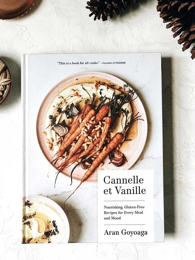 CAnelle et Vanille cookbook
