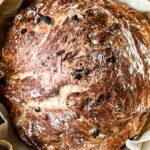 Rustic Olive Bread Recipe