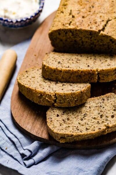 almond flour bread recipe that is healthy