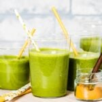 Turmeric Green Smoothie Recipe