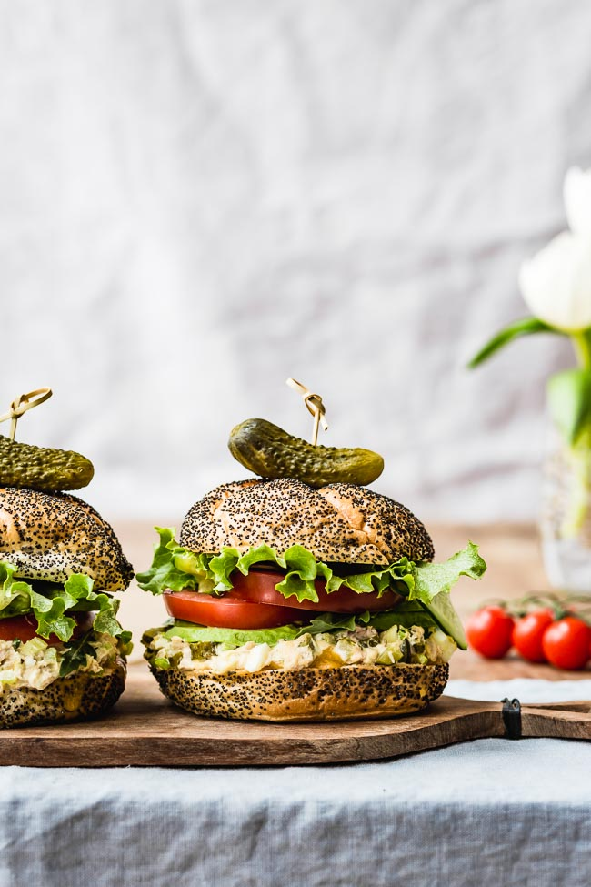 Tuna Melt Sandwich as a pantry recipe made with canned tuna