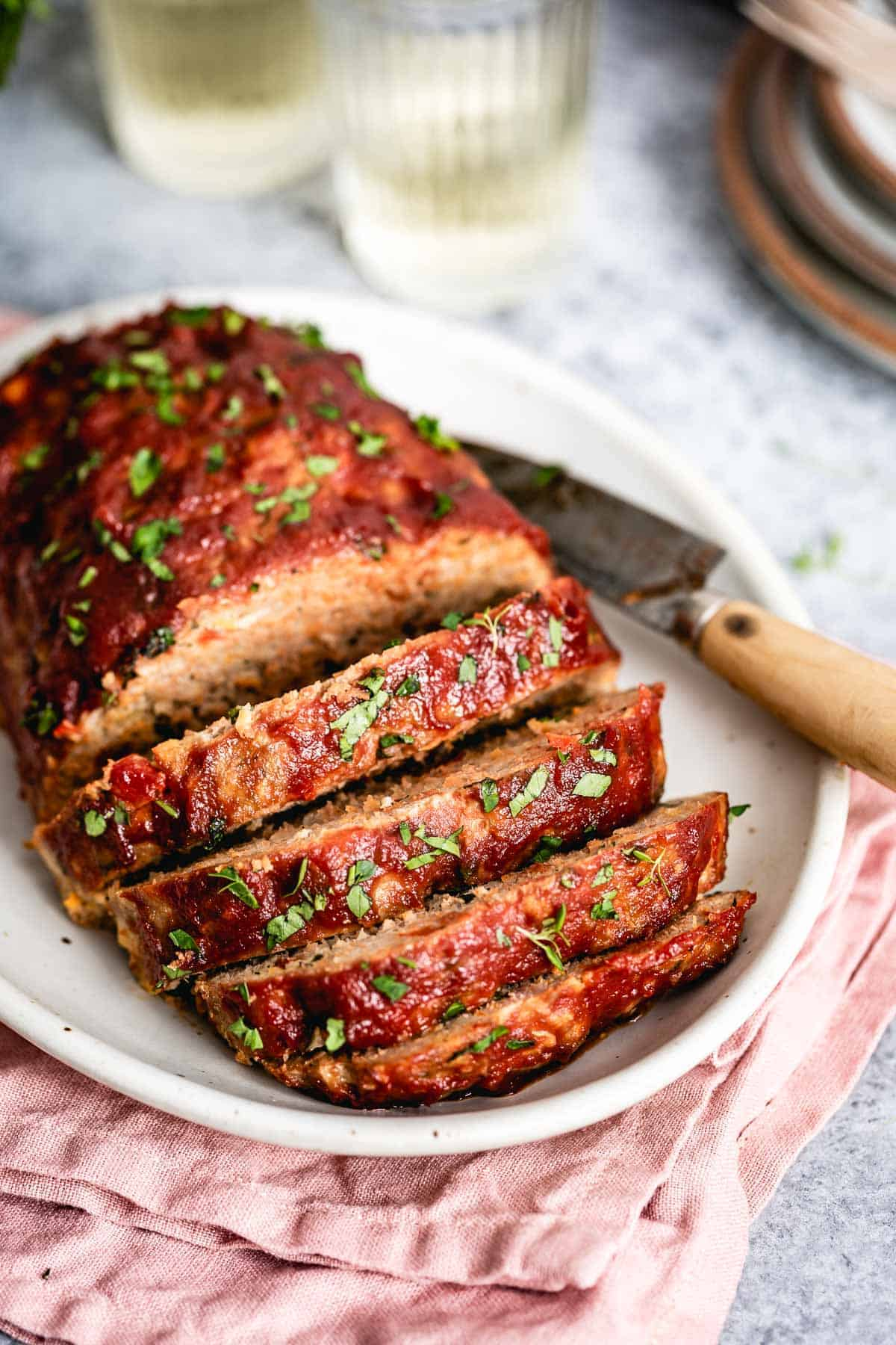 The Best Ground Turkey Meatloaf Recipe Super Moist   Foolproof ...