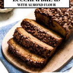 Almond Flour Zucchini Bread Recipe