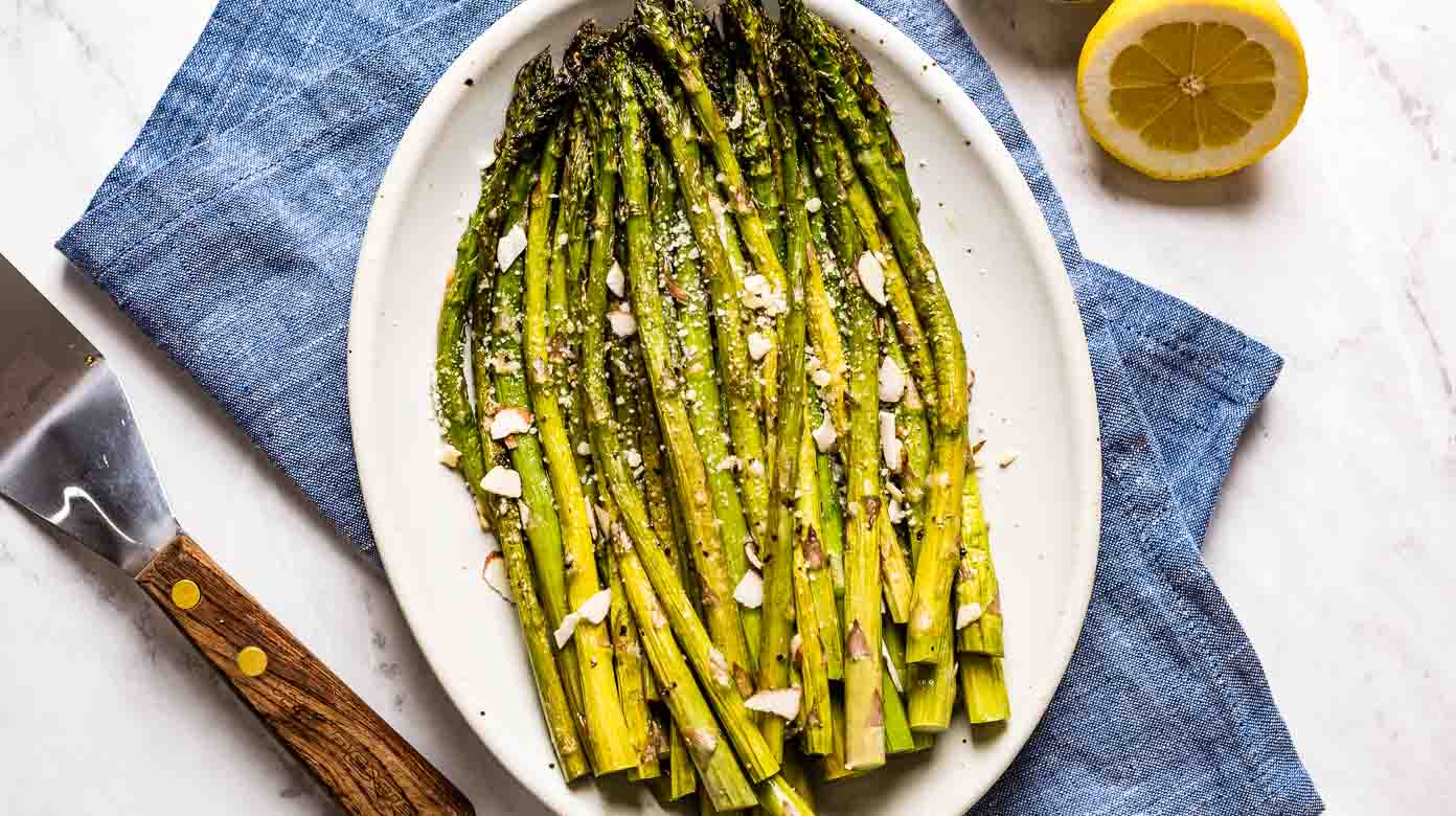Baked Asparagus Recipe Fast Easy Foolproof Living