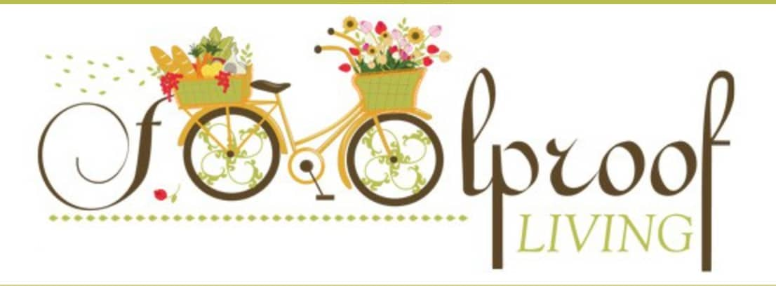 Foolproof Living logo back in 2013